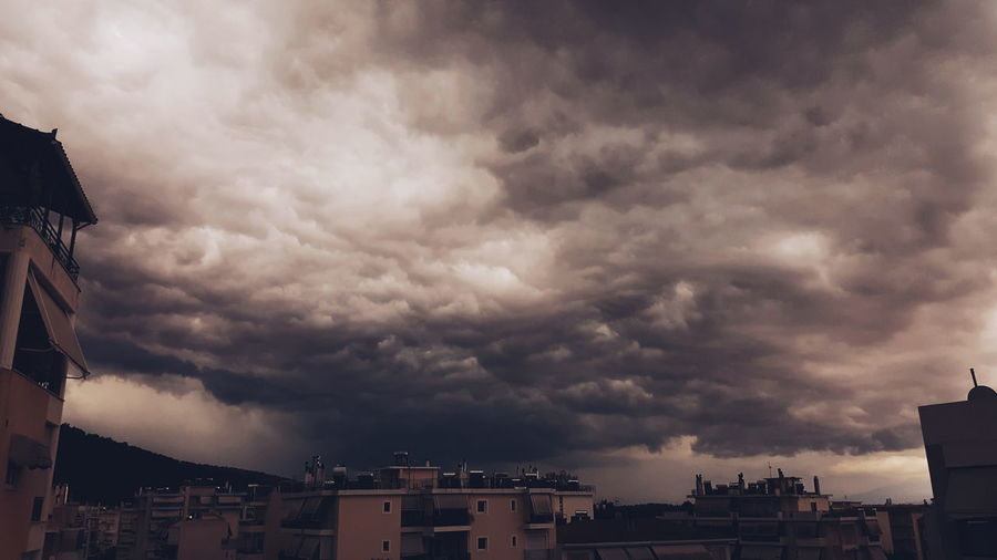 Like a Mordor.. Tropical thunderstorm in west Greece.. Cityscape Dramatic Sky Storm Storm Cloud Cloud - Sky City Outdoors Sky Thunderstorm Urban Skyline Fine Art Photography GREECE ♥♥ Lost In The Landscape