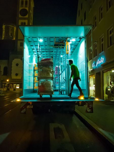 Phone night street shot in Augsburg, Germany. Suppliers bring goods to the shopping mile. . . . #augsburg #streetphotography #streetshot #travelersnotebook #roamtheplanet #discover #discovertheworld #picoftheday #adventure #summer #greatescape #storminsidephotography #travel #travelphotography #huawei #huaweip20pro Augsburg Streetphotography Streetshot Travelersnotebook Roamtheplanet Discover  Discovertheworld Picoftheday Adventure Summer Greatescape Storminsidephotography Travel Huawei