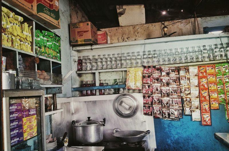 Street Photography Interior IPhoneography Jakarta