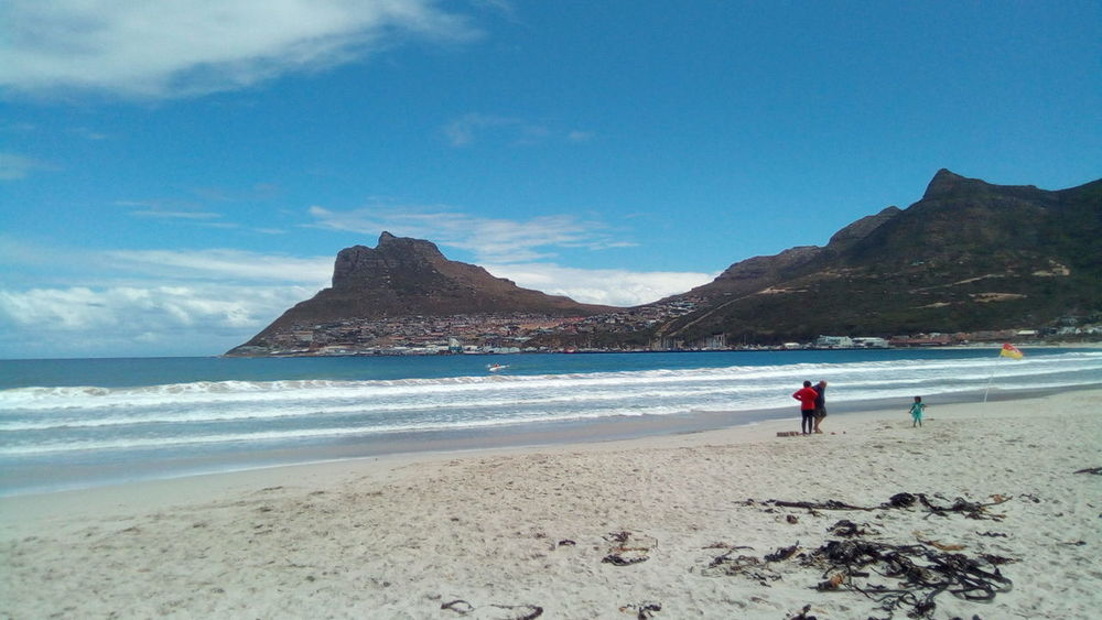 Hout Bay Hout Bay Beach Full Length Adult Scenics Beauty In Nature Water Outdoors