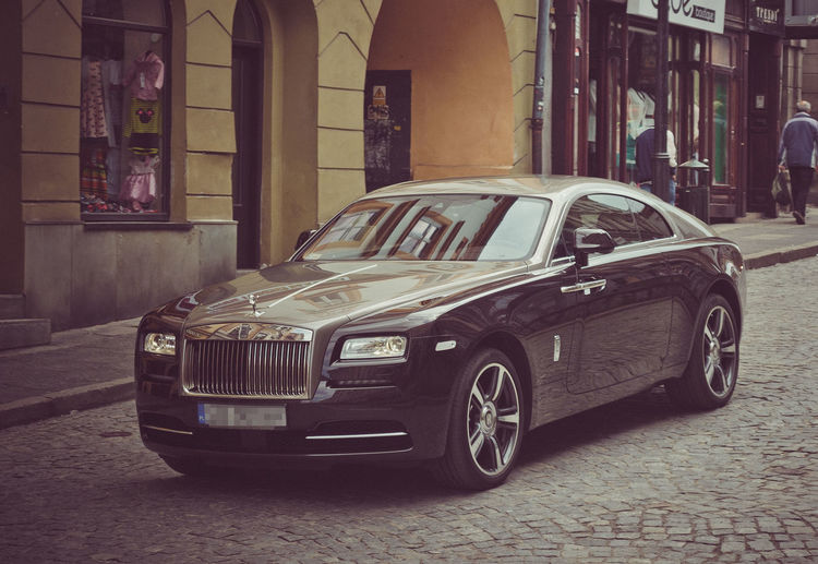 Car Coupè Expensive Cars Eye4photography  Land Vehicle Mode Of Transport Poland Rolls Royce Rollsroyce Transportation Ustron Wraith