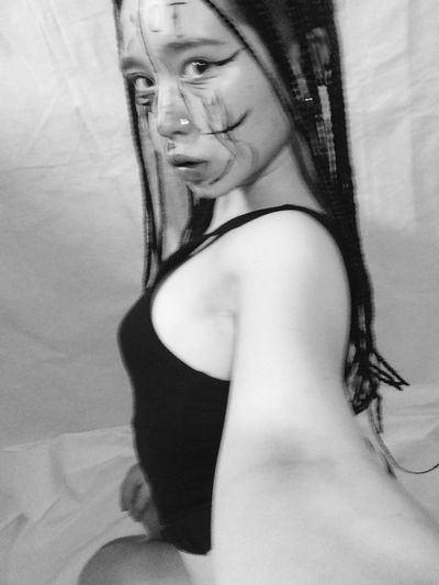 Kano Self Selfportrait Self Portrait Selfie Selfies Selfie ✌ Blak And White Blackandwhite Black & White