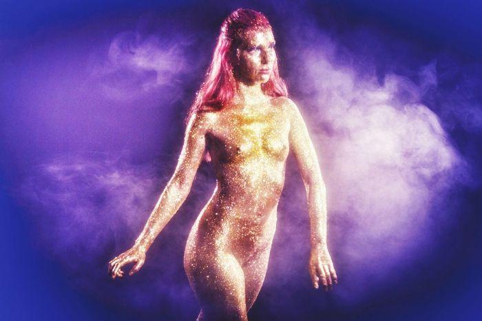 EyeEm Best Shots Eyeemphotography Futuristic Fantasy Beauty Adult Beautiful People Females Human Body Part