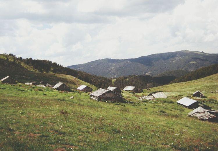 yaylam Nature Tablelands Deveören Landscape