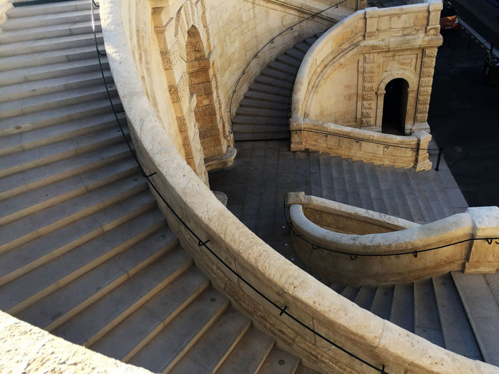 Architectural Detail Architecture_collection Cathedral Cathedrale La Major Religious  Religious Architecture Spiral Staircases Staircases