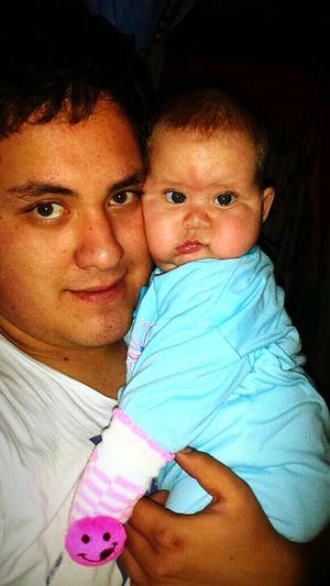 Matilde Y Papa