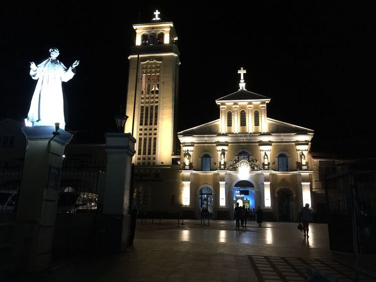 Our Lady of Manaoag Church. Church Religion Place Of Worship