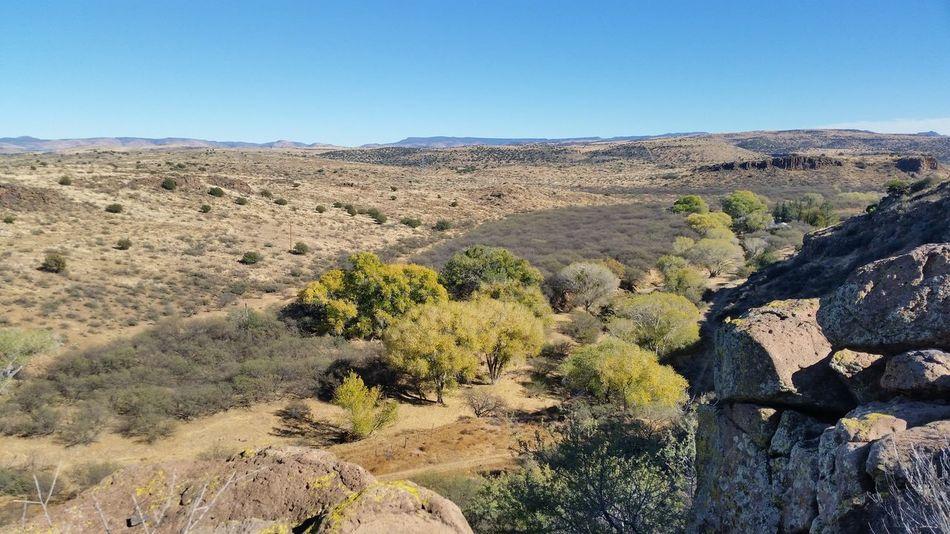 Arcosanti Landscape Arizona