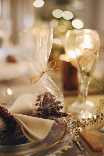 Table Decoration Food Stories Dinner Table Indoors  Food And Drink Celebration Close-up Wineglass No People