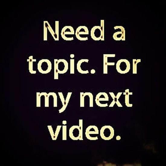 I've been looking for an idea for a very long time. Well, I have to launch my video episodes of GetDeeperWithMakuness. Is a video all about everyday experiences like problems, current events or anything then I make it a discussion for you. For now I'll be needing your ideas for launching this video. Ideas can be sent at my twitter account (twitter.com/makuness) or my facebook page (facebook.com/mkunss) with hashtag GetDeeperWithMakuness There's no bad ideas let's be creative. Any ideas can be a bright idea Twit me: www.Twitter.com/makuness Like my page: www.Facebook.com/mkunss Check out my Youtube Channel: www.Youtube.com/mkunss Keep Moving Forward. Thank You. Help Makuness Eyeem Philippines Youtuber