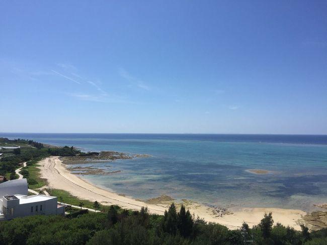 OKINAWA, JAPAN Okinawa Japan Ocean Sea Sky Sky And Clouds Cloud Blue Beauty In Nature Travel