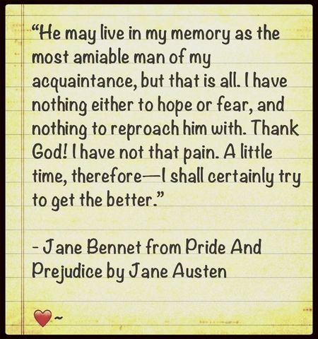 Jane Bennet Pride And Prejudice Quotes Reema_N_H