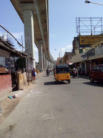 Taking Photos Street Photography Alandur Chennai