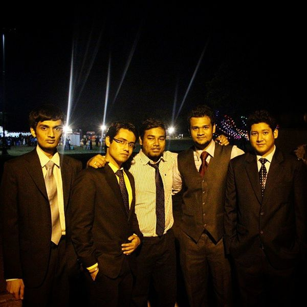 Formals Friends Group IBC Happy Poses Last Few Days  Moments For Life Iith15 Farewell Lovely Cool Awesome