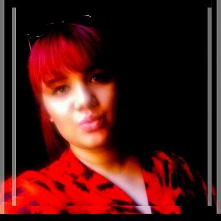 Kızıl Alea ajacta est ! Red Hair New Style Woman Art Dream Colorful Bohem