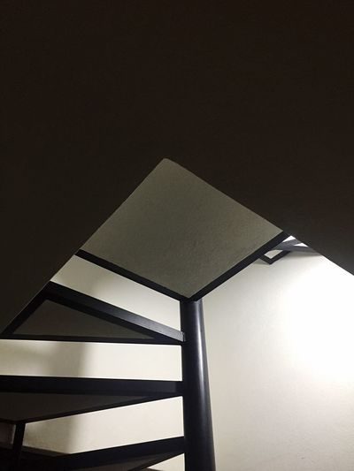 Low Angle View No People Indoors  Architecture Close-up Stairs Home Interior Ceiling EyeEmNewHere