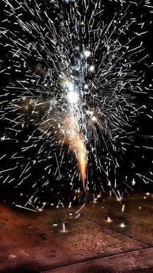Firework - Man