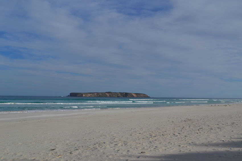 Australia Coffin Bay National Park Beach Beauty In Nature Cloud - Sky Day Horizon Horizon Over Water Idyllic Land Motion Nature No People Outdoors Sand Scenics - Nature Sea Sky Tranquil Scene Tranquility Water