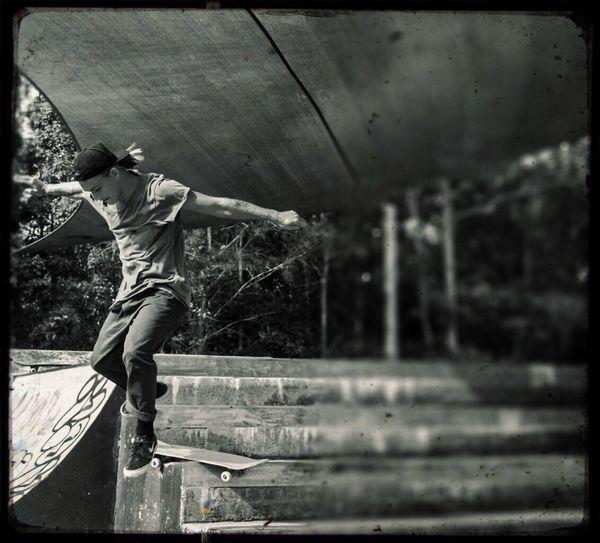 Jesus and the skate park!! Skateboarding Skate Black And White Taking Photos