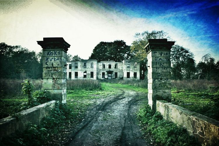 Ghost Hunting Castle Haunted Ghosts Ghost Schloss Looking For Ghosts Haunted House #OldPicture Geister Geisterschloss