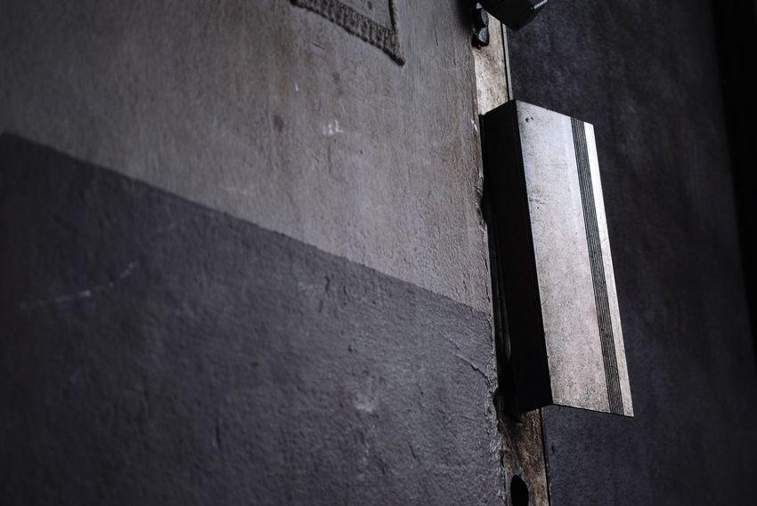 Metal Door Factory Cement Grey