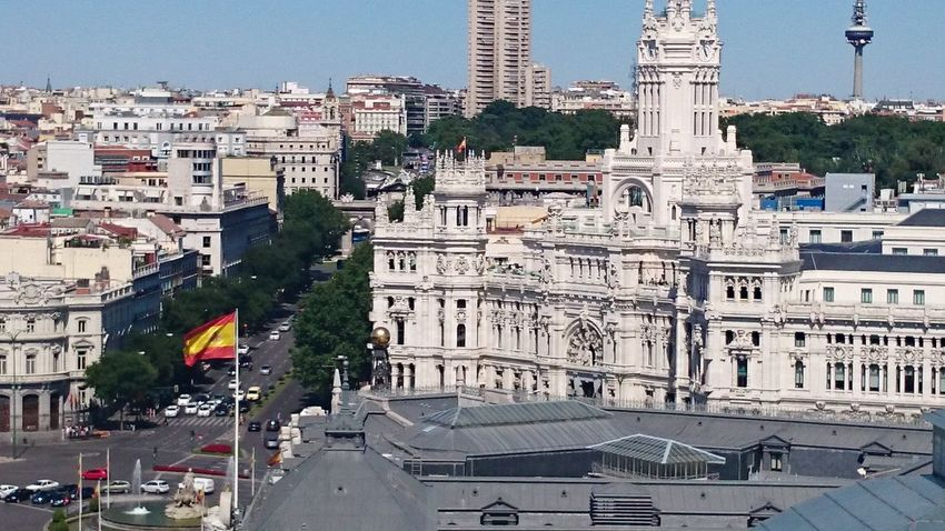 Amazing View Azoteacirculo Madrid Popular Photos