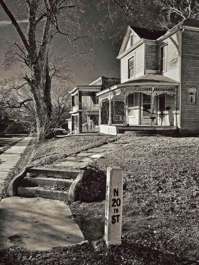 20th Street Serenade ~ Saint Joseph, Missouri ~ It Was Only A Dream Saint Joseph, Missouri Dreamscapes & Memories Beautiful Mysterious Divelandscape, Divestreetoghrophy, Cityscape, Landscape Dreamscapes NEM Landscapes