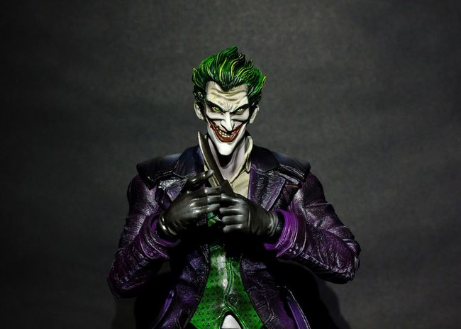 Playartskai The Joker Toys Toy Photography