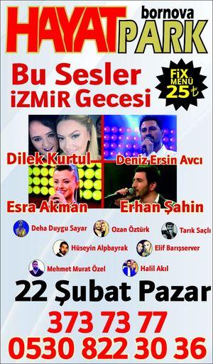 Konser Turkey Izmir Izmir/ Bornova şarkı Sahne Program Eğlence Fun Müzik Music