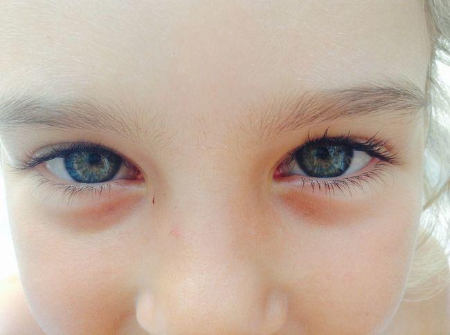 Littlecousin Girl Sweet Blonde BlueEyes Skin