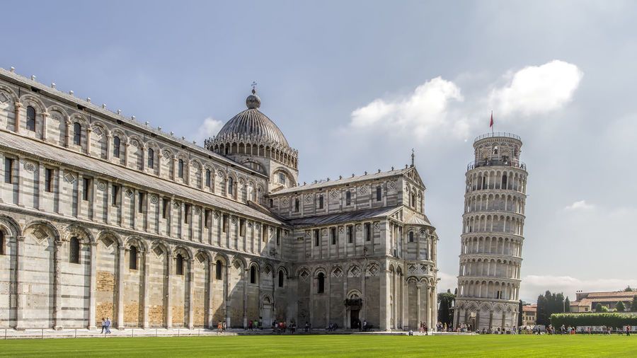 Antique Church Architecture Church Buildings Church Tower Pisa Pisa Tower Pisa, Italy