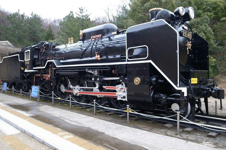 Steam Locomotive D51 Cool 蒸気機関車 Ricoh GRD III 蒸気機関車に乗ってみたくなった!