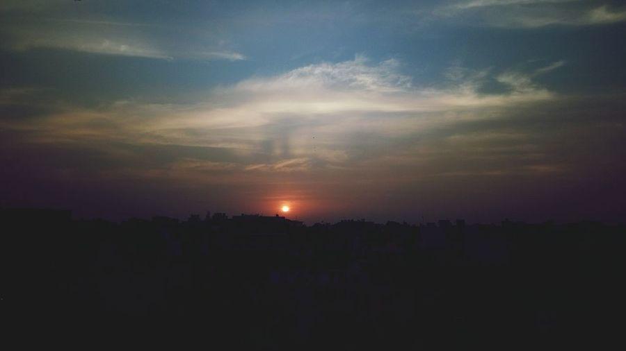 Outdoors Sunset Evening View Summer