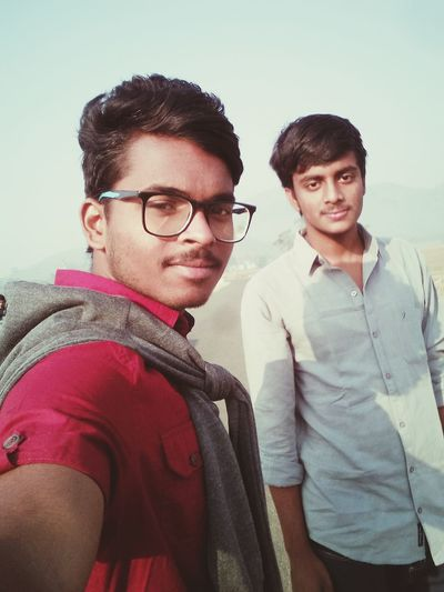 Feeling joyful with my buddy Enjoying Life First Eyeem Photo