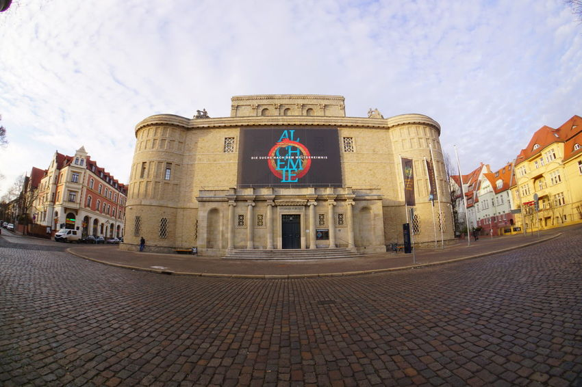 Landesmuseum Für Vorgeschichte Halle (Saale) Sachsen-Anhalt Saxony Anhalt