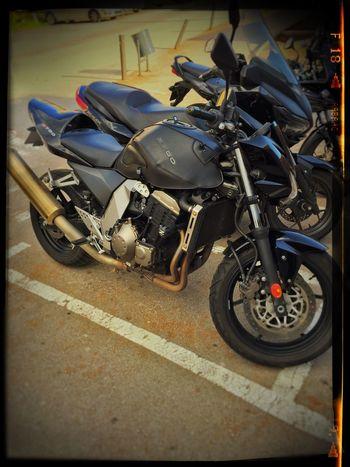 Tan solo la moto...!!!