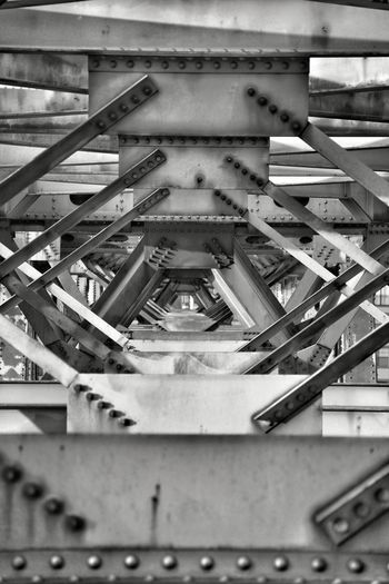 Upclose And Personal From My Point Of View Interesting Perspectives Extreme Angles Black And White Photography Bridge - Man Made Structure Street Photography Wandering Around Aimlessly My Perspective Bridgeporn Times With My Daughter