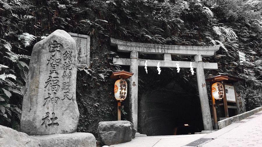 Zeniarai Benzaiten Ugafuku Shrine Zeniarai Benten Kamakura Japan Kanagawa