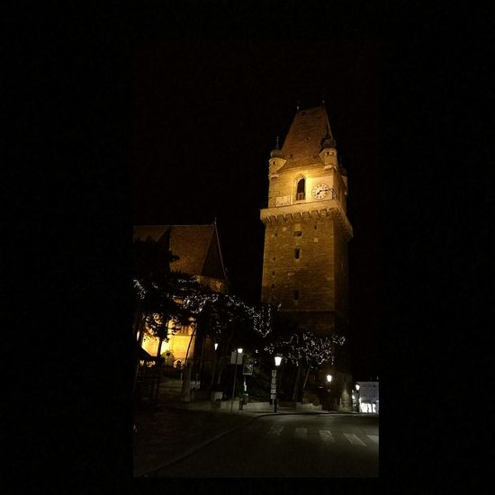 Good Night Night Tower Castle Travel Travel Destinations History No People Clock Tower Nowatermark Huawei HuaweiP9leica VSCO ınstagood Eyeemphoto Austria Architecture