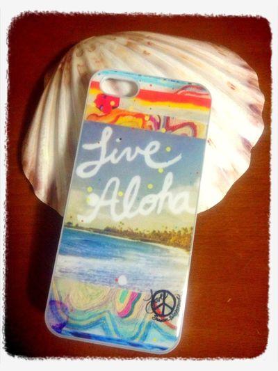 Aloha Seashell Summer