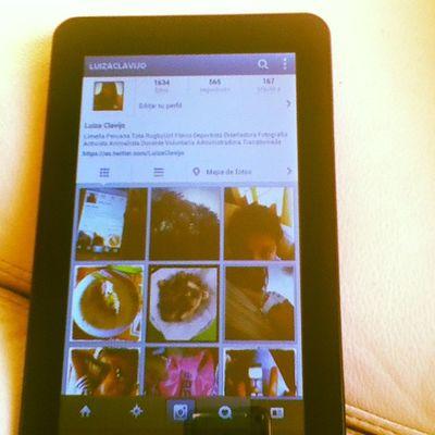 Tablet Igersperu Instagramperu