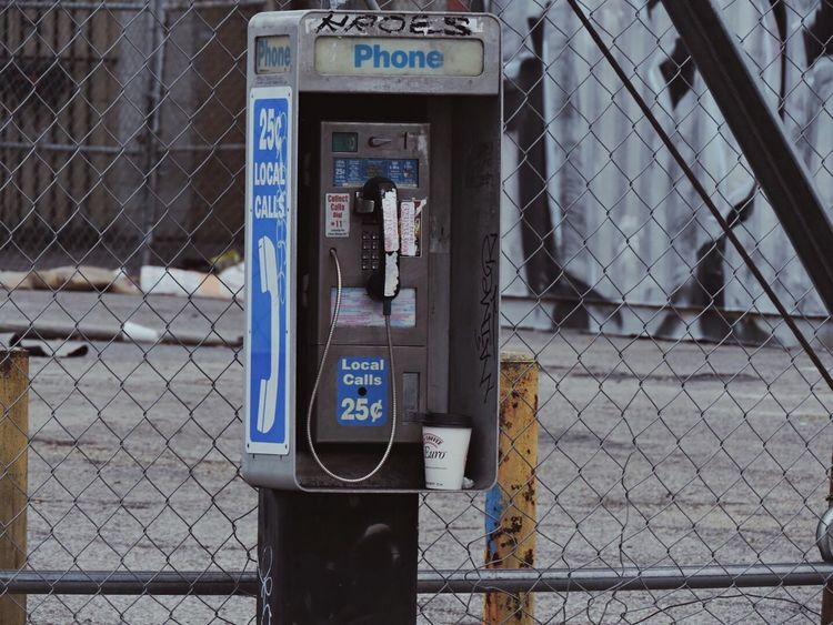 """""""A reminder of who we once were and our on going transformations."""" Payphone City Streets  Communication Relic Relic From The Past Touch Listen Southcentral Losangeles Forgotten Forge  Landline Telephone"""
