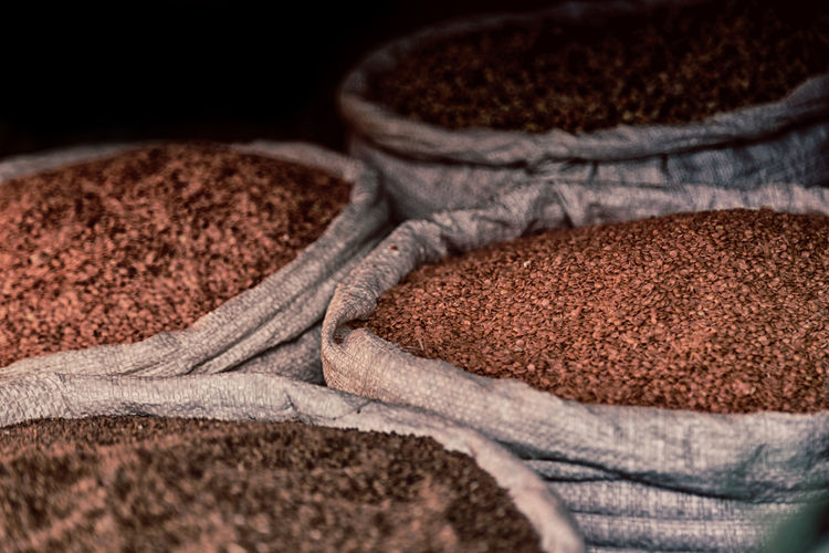 Food Food And Drink Spice Close-up Ingredient No People Freshness Selective Focus Kitchen Utensil Indoors  Ground - Culinary Spoon Variation Sack Eating Utensil Dried Food Choice Plant Wellbeing Market Herb Indian Food