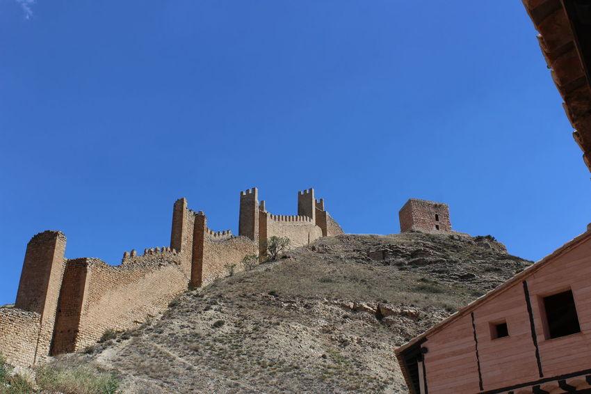 Albarracín Arquitecture SPAIN Arquitectura España Murallas Murallas De Albarracin Naturaleza