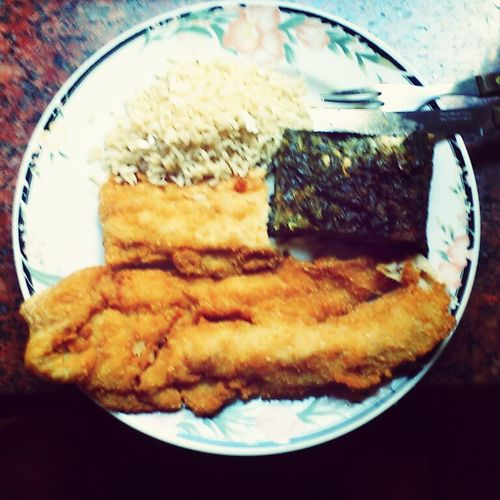 Almuerzo Pescado