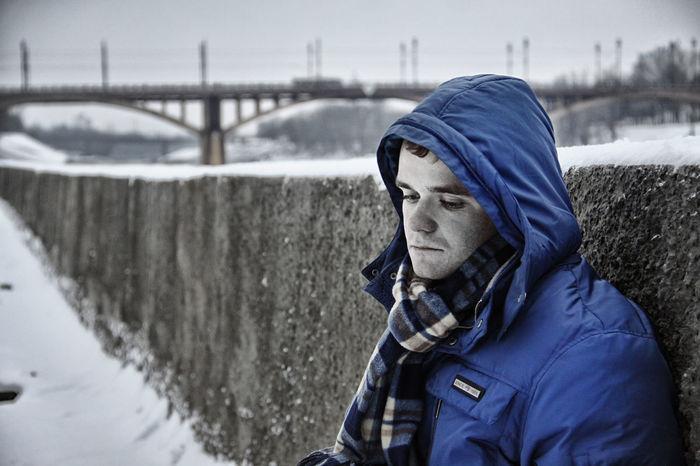 Dsk Vitebsk,Belarus Real People Winter One Person Nature The Creative - 2018 EyeEm Awards 10