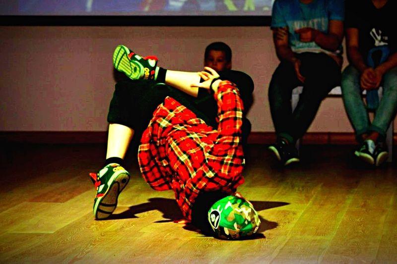 Breakdance Bgirl