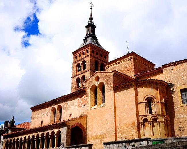 Segovia SPAIN Travel Traveling Trip Holiday Vacation Beautiful Iglesia Sanmartin Taking Photos The Architect - 2016 EyeEm Awards