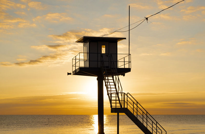 Rescue Tower in