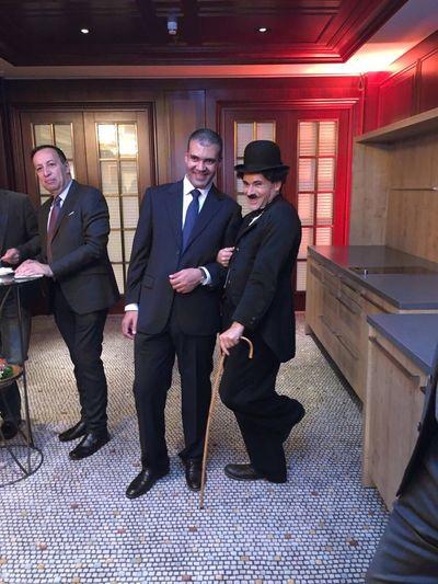 Suit Full Length Adult Corporate Business Berlin